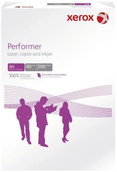 Xerox Performer Kopierpapier - A4, 80 g/qm 500 Blatt