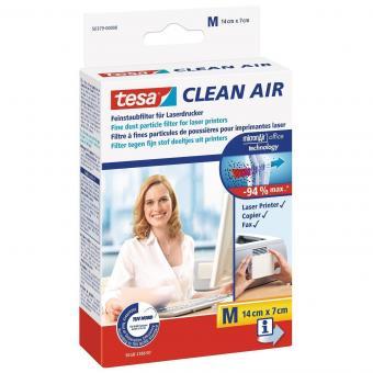 Tesa Clean Air Feinstaubfilter Größe M