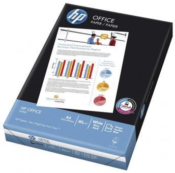 HP Office Papier - A4, 80 g/qm CHP110 500 Blatt