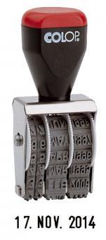 COLOP® Datumstempel - 4 mm Datum