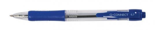 Kugelschreiber, 0,7 mm, blau