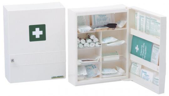 Erste-Hilfe-Schrank CURA