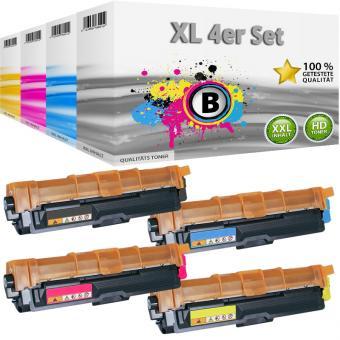 Alternativ Brother Toner 4er Set TN242BK+TN246C+TN246M+TN246Y
