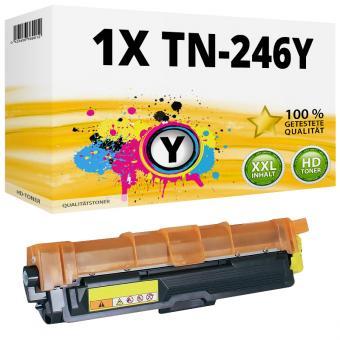 Alternativ Brother Toner XL TN-246Y / TN-242Y Gelb