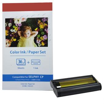 Alternativ Canon KP-36IP 7737A001 + Papier 100 x 150mm
