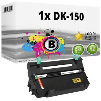 Alternativ Kyocera Trommel DK-150 / 302H493010 Schwarz