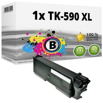 Alternativ Kyocera Toner TK-590K XL Schwarz