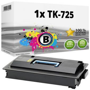 Alternativ Kyocera Toner TK-725 / 1T02KR0NL0 Schwarz
