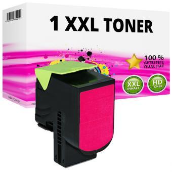 Alternativ Lexmark Toner 800S3 80C0S30 Magenta XL