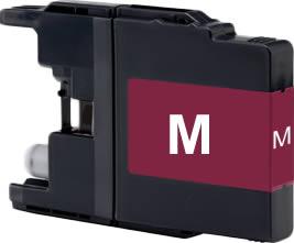 Alternativ Brother Druckerpatronen LC1280XL-M Magenta