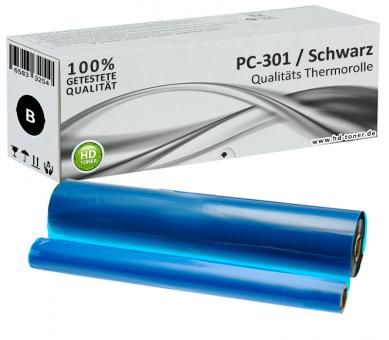 Alternativ Brother Thermo-Transfer-Rolle PC-301RF