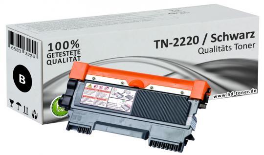 Alternativ Brother Toner TN-2210 TN-2220 Schwarz