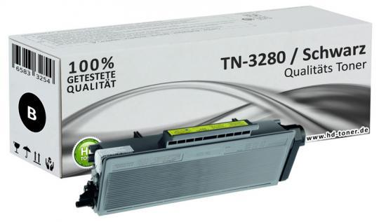 Alternativ Brother Toner TN-3230 TN-3280 Schwarz