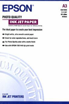 Epson Fotopapier DIN A3 - matt - 102g - 100 Blatt