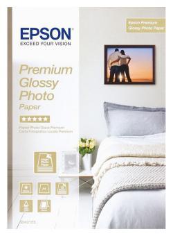 Epson Fotopapier DIN A4 - glänzend - 255g - 15 Blatt