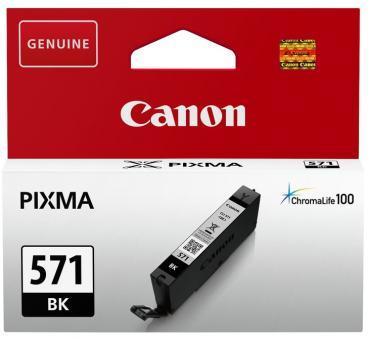 Original Canon Patronen CLI-571BK Schwarz