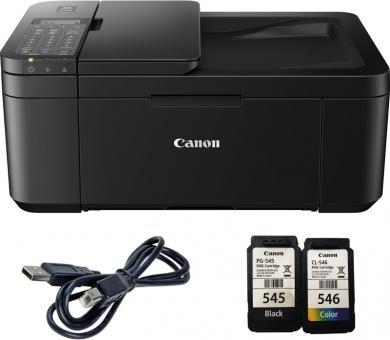 Canon PIXMA TR 4550 Multifunktionsdrucker inkl. Original Patronen