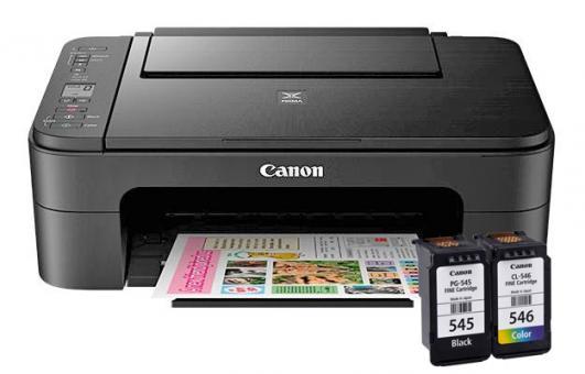 Canon PIXMA TS 3150 Multifunktionsdrucker inkl. Original Patronen