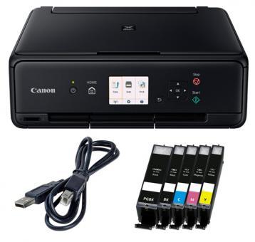 Canon PIXMA TS 5050 Multifunktionsdrucker inkl. 5 XL Patronen