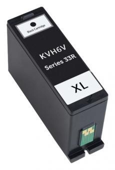 Alternativ Tintenpatronen Dell KVH6V 592-11819 Schwarz