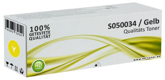 Alternativ Epson Toner C1000 C2000 Gelb