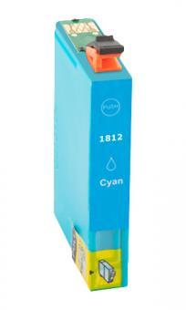 Alternativ Epson Patrone T1812 18XL Cyan