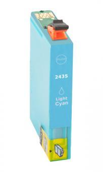 Alternativ Patronen Epson Nr. 24 (Elefant) Light Cyan XL