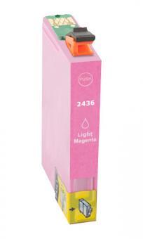 Alternativ Patronen Epson Nr. 24 (Elefant) Light Magenta XL