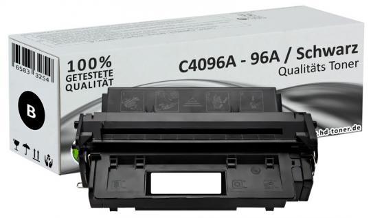 Alternativ HP Toner 96A C4096A Schwarz