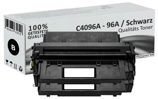 2x Alternativ HP 96A Toner C4096A Schwarz