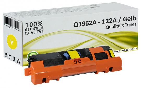 Alternativ HP Toner 122A Q3962A Gelb