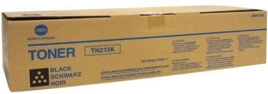 Original Konica Minolta Toner TN-213K A0D7152 Schwarz