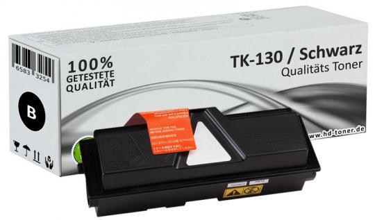 Alternativ Kyocera Toner TK-130 Schwarz