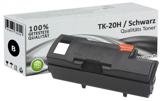Alternativ Kyocera Toner TK-20H Schwarz