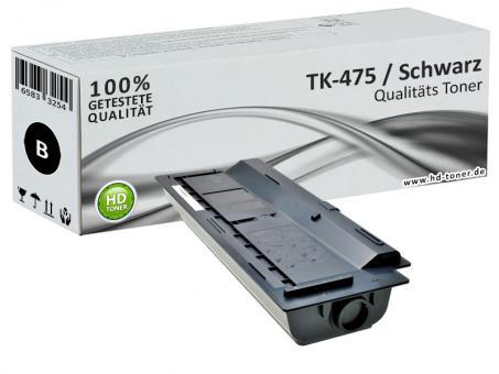Alternativ Toner Kyocera TK-475 1T02K30NL0 Schwarz
