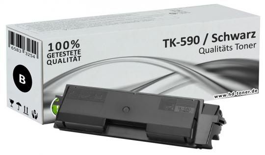 Alternativ Kyocera Toner TK-590K Schwarz