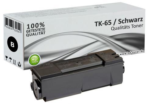 Alternativ Kyocera Toner TK-65 Schwarz