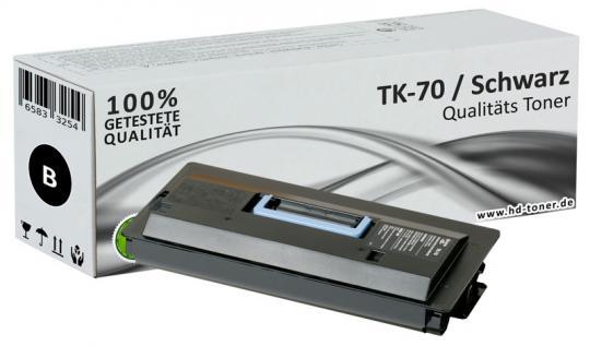 Alternativ Kyocera Toner TK-70 Schwarz
