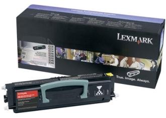 Original Lexmark Toner 24036SE Schwarz
