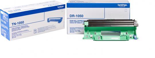 Original Brother Toner TN-1050 + DR-1050 Trommel