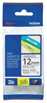 Original Brother Schriftbandkassette TZE-R231 12mm