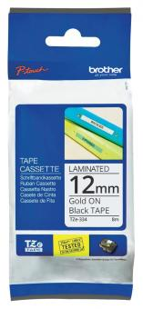 Original Brother Schriftbandkassette TZE-334 12mm