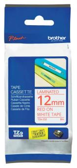 Original Brother Schriftbandkassette TZe-232 12mm