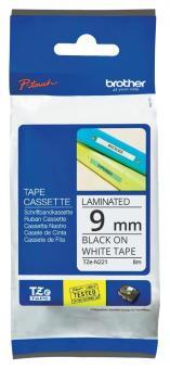 Original Brother Schriftbandkassette TZe-N221 9mm