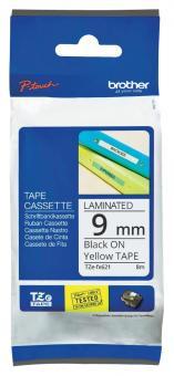 Original Brother Schriftbandkassette TZE-FX621 9mm