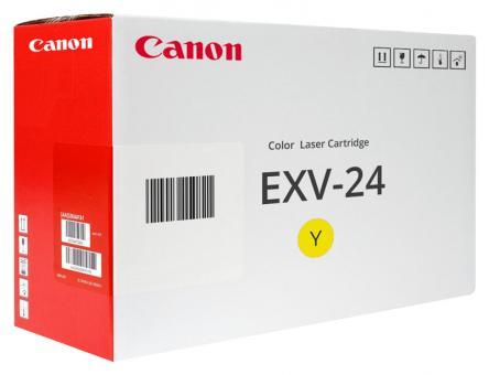 Original Canon Toner EXV-24Y 2450B002 Gelb