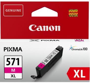 XL Original Canon Patronen CLI-571M Magenta