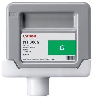 Original Canon Patrone PFI-306G / 6664B001 Grün