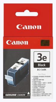 Original Canon Patronen BCI 3eBK 4479A287 Schwarz Pigment