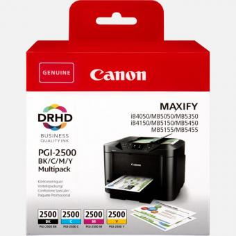Set Original Canon Patrone PGI-2500